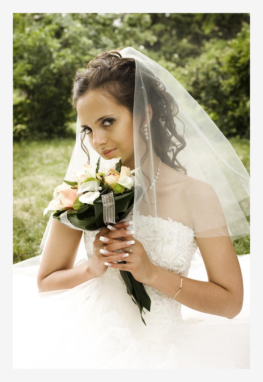 Фата невесты своими руками фото 4 фотография